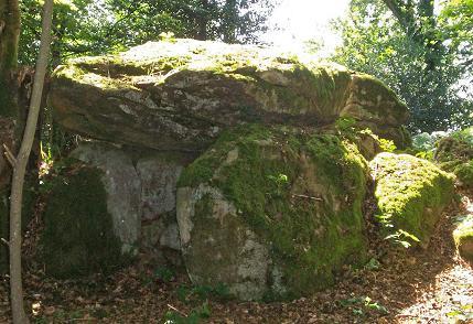 French dolmen